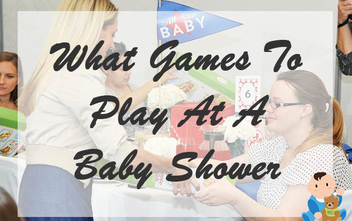 8 Fun Games To Play At A Baby Shower