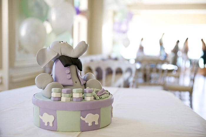 Where Should I Have the Baby Shower